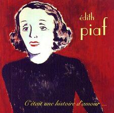EDITH PIAF vol 3 - C'Etait Une Histoire d'Amour - 1994 French Import CD