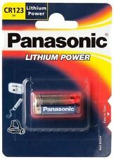 Panasonic CR123A Lithium Power