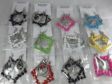 wholesale Lot of 12 Pairs Earrings.