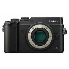 NEW Panasonic Lumix DMC-GX8 20MP System 4K  VIDEO PHOTO Camera Body Black IN UK