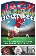 JACK WILSHIRE ___ ARSENAL DNA ___ BRANDNEUE ___ WERBEANTWORT UK