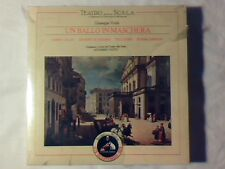 ANTONINO VOTTO Verdi: un ballo in maschera 3mc cassette k7 RARE SIGILLATE SEALED