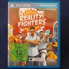 PSVITA - Playstation Vita ► Reality Fighters ◄ TOP