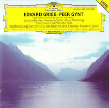 Grieg: Peer Gynt Highlights Neeme Järvi Gothenburg Symphony Orch MADE IN GERMANY
