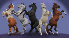 Andrea Miniatures Bare Horse (one horse only) 54mm Unpainted kit