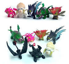 7pcs How to Train Your Dragon Hiccup Night Fury Toys Action figures Kids Gifts