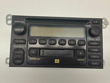 Toyota Radio Disc Radio Stereo MP3 CD Cassette-Player # 86120-AF010