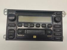 Original 01-03 Toyota Camry Coupe JBL Radio CD & Kassetten Spieler 86120-AF010