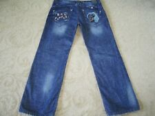 AWESOME Men's RED PEPPER JEANS Japan & Co.Denim  Jeans Size: 38