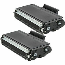 2 Pack TN-650 Toner Fits Brother TN650 HL-5340D HL-5350DN HL-5370DW HL-5380DN