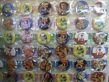 New Lot 108pcs Toy story children Badge Button Pin