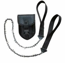 CHAINMATE CM-24SSP 24-Inch Survival Pocket Chain Saw With Pouch B0026OOS60 - NEW
