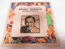 WOODY HERMAN~THE GREAT AMERICAN DANCE BANDS~Factory Sealed Vinyl LP Record