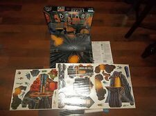 Parker Brothers Batman The Animated Series 3D Board Game!! Complete Unused 1992