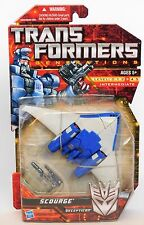 "2010 TRANSFORMERS GENERATIONS ""SCOURGE"" Decepticon Deluxe Class L3_C8+ MOC NEW"