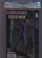 MARVEL ULTIMATE SPIDER MAN #40 RARE FRIGO CHEESE EXCLUSIVE PROMO VARIANT CGC 9.0
