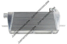 "CXRacing 27""x15""x3"" Turbo Intercooler 3"" Thick For Toyota Supra 7MGTE 7M-GTE"