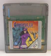 GBC Console Nintendo Game Boy GameBoy Color Play - DC CATWOMAN / CGB-A3CP-EUR /