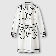 BNWT Wanda Nylon X La Redoute Madame Jacket Mac Trench Coat UK 14 RRP £150