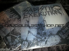 SADISTIK EXEKUTION 30 Years Of Agonizing The Dead! LP insane Aussie death metal