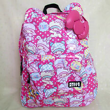 HelloKitty Loungefly  Luggage Travelling Backpacks School Book Bag 2016  New