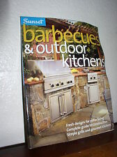 Sunset: Barbecues & Outdoor Kitchens by Steve Cory  (2006,PB, 1'st Edition)