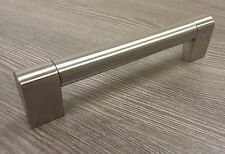 "12-1/8"" Sub Zero Style Stainless Steel Kitchen Cabinet Bar Pull Handle"