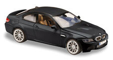 Solido 2008 BMW M3 Black 1:18**Back in Stock**Rare find!