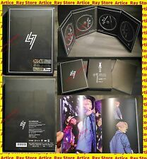 NEW LU HAN (LUHAN) 鹿晗 (EXO-M) Reloaded Taiwan 4 DVD w/BOX+156-P Photobook