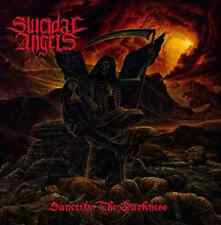 Suicidal Angels-Sanctify The Darkness  CD NEW