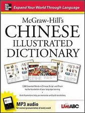 McGraw-Hill's Chinese Illustrated Dictionary: 1,500 Essential Words in Chinese S