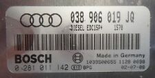 TUNED !!! AUDI A4 ECU 1.9TDI 130 AWX 038906019JQ IMMO OFF PLUG&PLAY