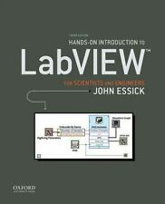 Hands-On Introduction to LabVIEW for Scientists and Engineers by John Essick...