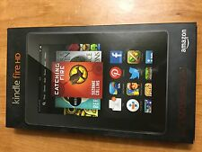 "Amazon Kindle Fire HD 8GB Wi-Fi 7"" Black Tablet"