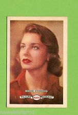 #D160. 1958-64  ATLANTIC PETROLEUM FILM STARS CARD #31  JOANNE WOODWARD