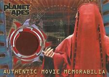 """Planet of the Apes (2001) - """"The Monk"""" Memorablilia Costume Card"""