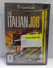 Gioco Game Consolle NINTENDO GAMECUBE PAL ITALIANO THE ITALIAN JOB ITA IT NUOVO