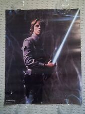 Vintage 1980 STAR WARS-EMPIRE STRIKES BACK Luke Skywalker-Crisco/Pringles/Duncan