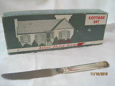 Vintage Embassy Silver plated Dinner Knife Bouquet