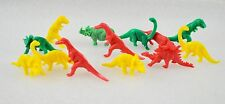 Vintage Mini Dinosaur Figurines