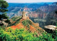 """Jigsaw puzzle National Park Grand Canyon North Rim 500 piece NEW 15"""" x 21"""""""