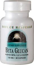 Source Naturals Beta Glucan 100 mg 30 Capsule 30 cap
