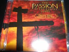 Passion Of The Christ Songs Inspired By The Film Soundtrack CD – Like New