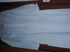 LADIES PURE COTTON NIGHTDRESS.  SIZE 16/18 NEW IN PACKAGING
