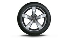 Original Audi A1 8X Winterkompletträder 195/50 R16 88H XL im 5-Arm-Pin-Design