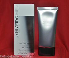 SHISEIDO MEN Energizing Formula Anti Fatigue Instant Refresher Gel 2.7oz /75ml