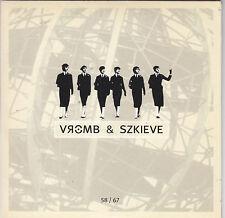 """Vromb &  Szkieve – Le Pavillon Des Oiseaux / Le Monorail 7"""""""