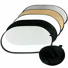 Studio 5-in-1 Photography Studio Multi Photo Collapsible Light Reflector 5 Color