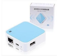 TP-Link TL-W703N Wireless N 150Mbps Portable Mini 3G 4G Router WiFi USB New