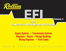 Rellim EFI & Powertrain Diagnostics Volume 3 from 1992-2004 with MPN RERE3